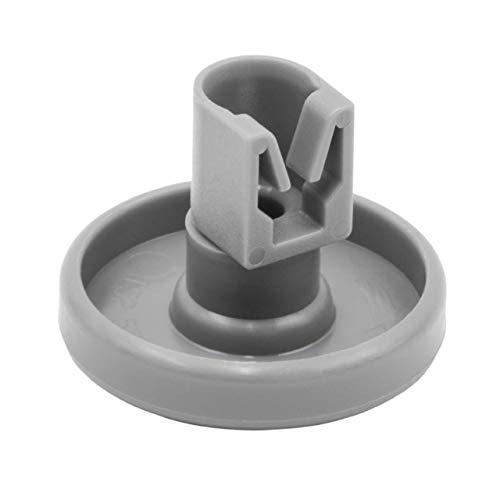 vhbw Ruedecilla para cesto inferior de lavavajillas de 40 mm de diámetro compatible con Arthur Martin, ATAG, Bendix, Bluesky, Boretti.