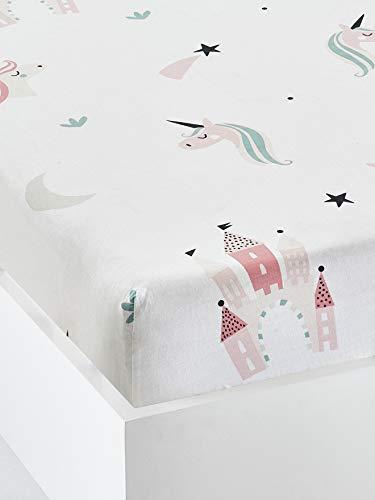 VERTBAUDETSpannbettlaken für Mädchen