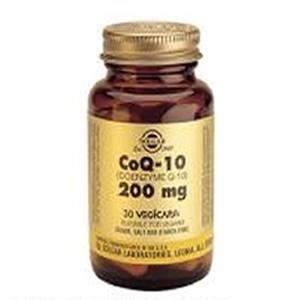 CoQ-10 Vegicaps 200 mg 30 vegicaps