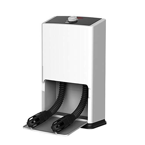 WERCHW Secadora de Botas, Secadora de Botas y Zapatos y desodorador con Calor y Alto Ventilador de Altura Calentador de Arranque eléctrico Súper silencioso Secado rápido