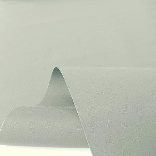 TOLKO Sonnenschutz Markisen-Stoffe als Meterware Zum Nähen mit UV-Schutz 50+ | Wasserdicht, Extra Langlebig - Ohne Ausbleichen (Grau)