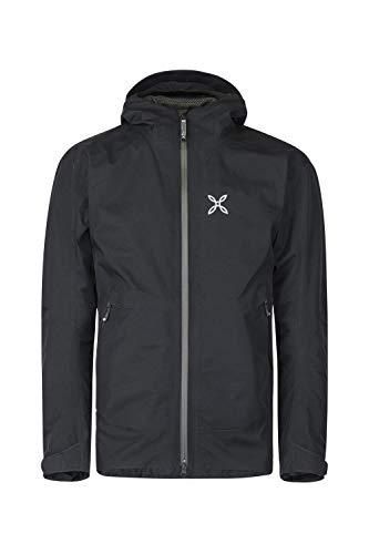 MONTURA Smart Hoody Jacket Guscio in Goretex Imbottito Taglia L