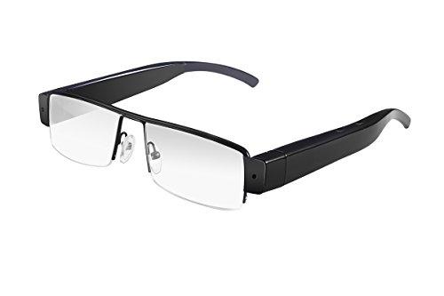 1920 * 1080P Spion Brille Spy Brille versteckte Kamera Brille Aufzeichnen Video Recorder Camcorder