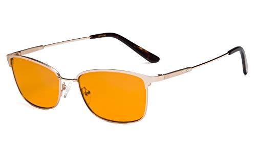 Eyekepper Bloqueo de luz azul gafas - Alivia la tensión dig