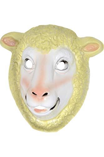 Aptafêtes Máscara Oveja – Talla única