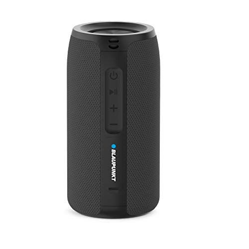 Altavoz Bluetooth Potente – Altavoz Bluetooth portátil – Altavoz portátil – Altavoz Impermeable – Inalámbrico – Altavoz LED Todo Terreno Multicolor Compatible con Buetooth 10 W Negro