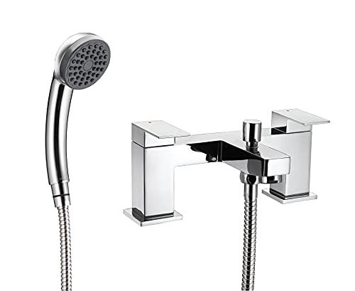 Cascade 0062.21913.3 Grifo con ducha para bañera, cromado
