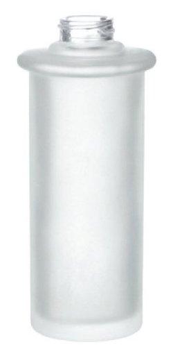 Smedbo Ersatzglas matt für Seifenspender der Serien AIR, HOME, HOUSE, SPA und POOL