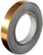 WEIGENG 50 M gouden zelfklevende tegelsticker keramische tegel schimmelbestendige tape naad lijn tegel zelfklevende huis w...