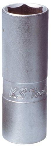 KS Tools 911.3804 - Llave de vaso para bujía (3/8', 16 mm)