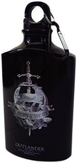 Factory Entertainment Outlander Fraser Clan Metal Water Flask/Bottle