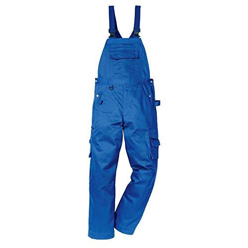 Fristads Kansas Latzhose Arbeitshose 113097 königsblau, Größe:46
