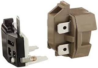 Edgewater Parts W10920279, 61003115 - Refrigerator Compressor Overload And Relay Kit Compatible with Whirlpool, Maytag, Kenmore Refrigerators