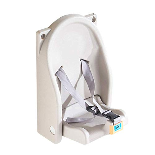 LNDDP Fold Down Baby Changing/Care Station, Wall Mounted Vertical Safety Seats for Infant Room/Bathroom Hope Antistatic