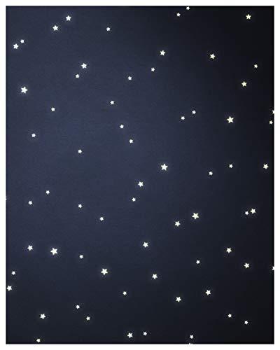 WANDfee Leuchtsterne ☆☆ 300 ☆ selbstklebende EXTRASTARK leuchtende Sterne Sternenhimmel Aufkleber Kinderzimmer