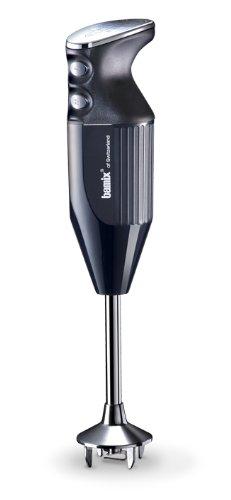 Bamix MX101257 DeLuxe mixeur plongeant Noir