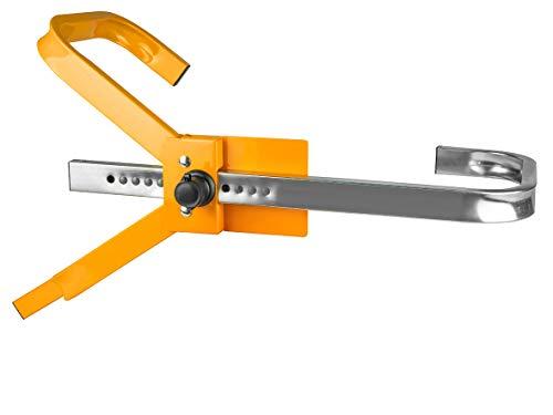 EUFAB High Power M 702 11804 Sabot Pour roues de 13'-16',1 cm