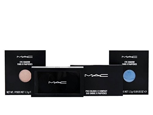 Mac MAC Pro Palette Pro Color Oogschaduw Set 2 x 1,3 g Eyeshadow Refill - All That Glitters + Fresh Water