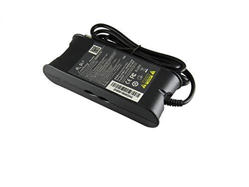 Woli Cargador del Adaptador de la energía del Ordenador portátil de la CA de 19.5V 3.34A 65W para DELL Latitude D500 D505 D510 D520 D530 D531 D600 D610 D620 7.4Mm * 5.0Mm