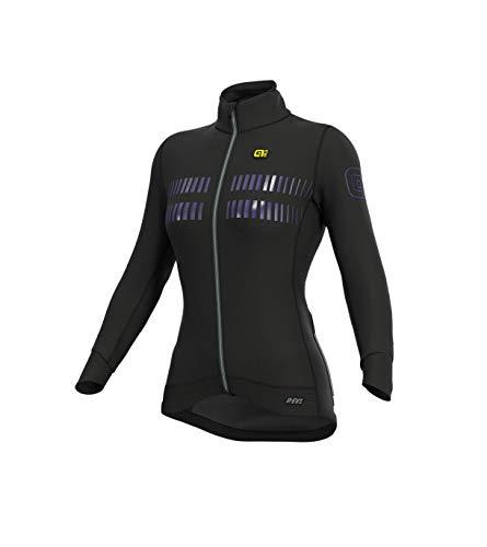 Alè L06540118 Clima Protection 2.0 Veste d'hiver pour Femme Noir Taille S