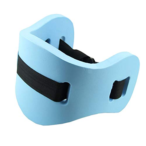 Fantastic Deal! Fastbot Buoyancy Belt Swimming Float for Adult Junior Child Kids Aquatics Exercise Learning Training Wearable Equipment Blue