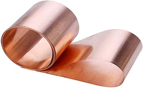Wzqwzj Copper Metal Special price Quality inspection Sheet Lo Foil Machinable Pure