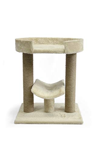 AmazonBasics Top Platform Cat Tree - 18 x 14 x 22 Inches,...