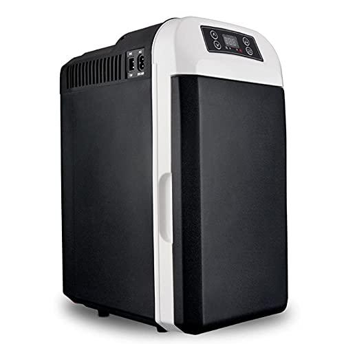 NOVHOME FrigoríFico PequeñO, Semiconductor Car Caja PortáTil Mini Congelador Refrigerador EléCtrico CalefaccióN ConduccióN Picnic Rango de Ajuste de Temperatura -10 ℃ —65 ℃