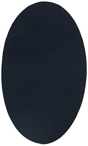 6 rodilleras color Marino termoadhesivas de plancha. Coderas para proteger tu ropa y reparación de pantalones, chaquetas, jerseys, camisas. 16 x 10 cm. RP1