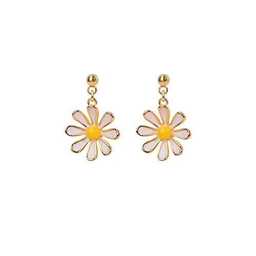 2020 nieuwe oorbellen, madeliefjes wilde oorbellen, bloemenoorbellen, geschenken voor meisjes