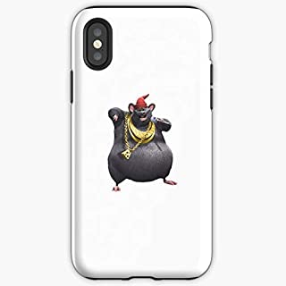 Biggi Cheese Mr Boombastic Back At The Barnyard Christmas - Apocalypse Phone Case Glass, Glowing For All Iphone, Samsung Galaxy-inkedatty.