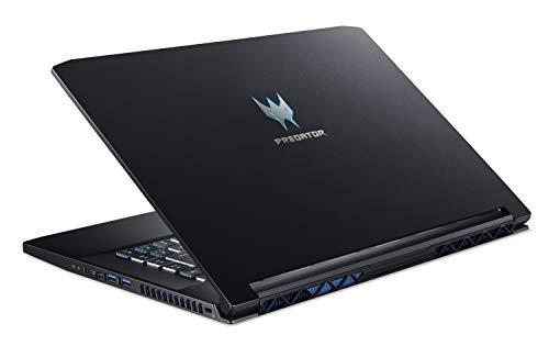 Acer Predator Triton 500 Thin & Light Gaming Laptop, Intel Core i7-9750H, GeForce RTX 2060 with 6GB, 15.6
