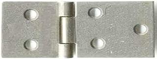 Zinc Unichrome Cold-Roll Steel Drop Leaf Table Hinge 3-1/8