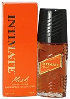 Intimate Musk By Jean Philippe Eau De Cologne Spray 3.4 Oz for Women
