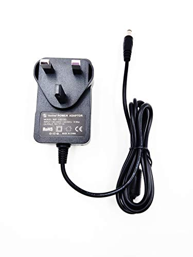 Gonine AC 100V-240V Converter Adapter DC 18V 1A Power Supply Adapter Wall Mount Charger with 5.5MM x 2.1MM Plug