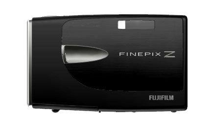 FujiFilm FinePix Z20fd Digitalkamera (10 Megapixel, 3-fach opt. Zoom, 6,4 cm (2,5 Zoll) Display) schwarz