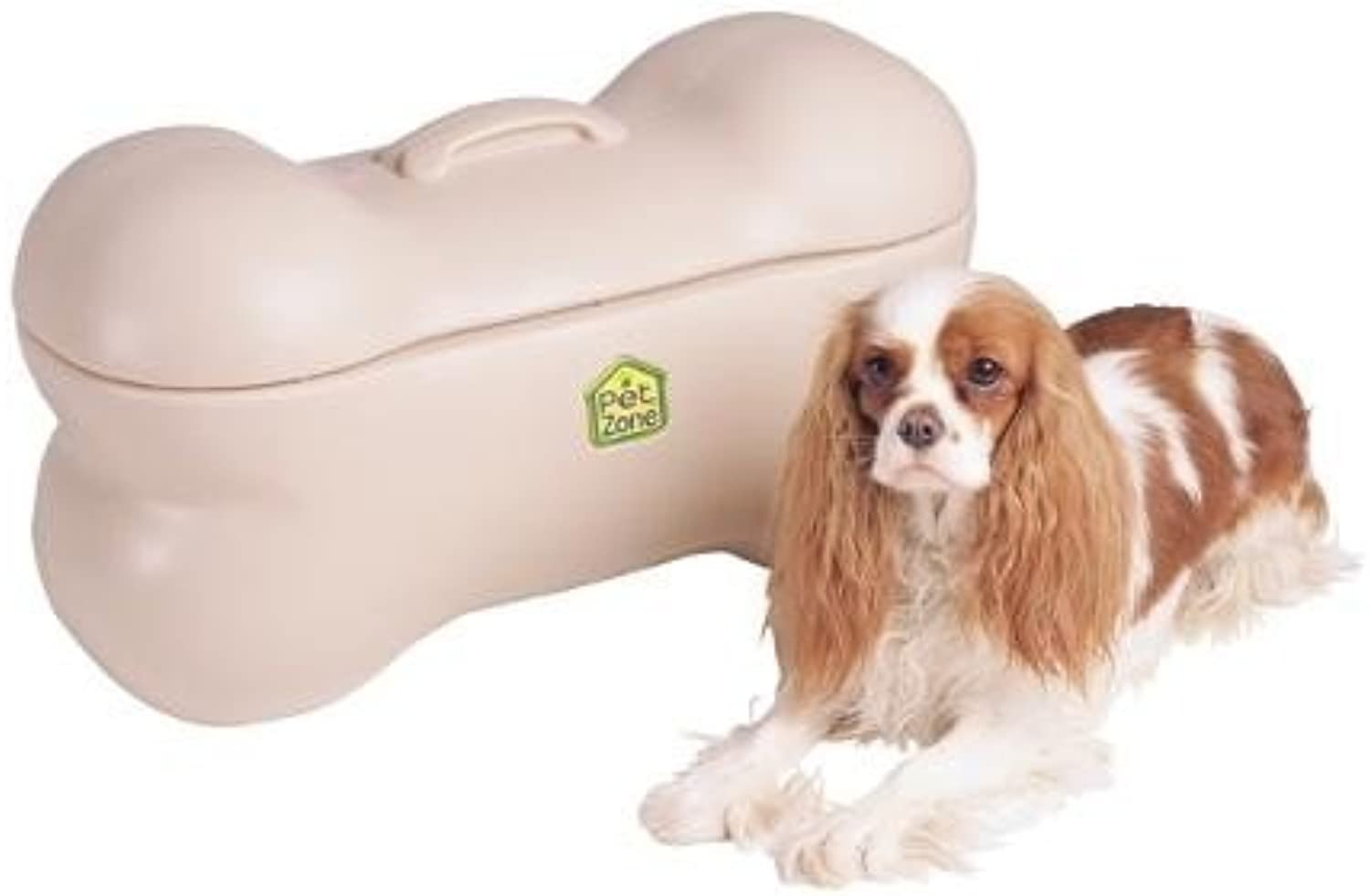 Our Pets Big Bone Storage Bin Small by Our Pets (English Manual)