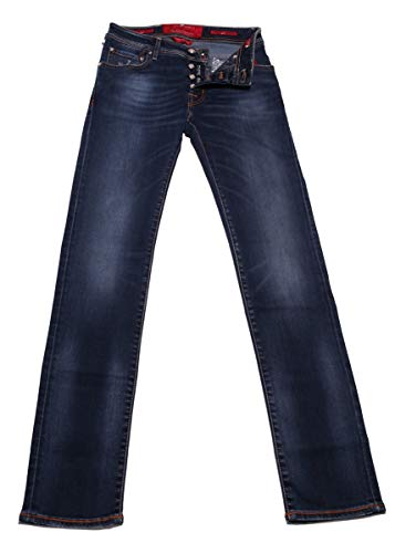 Jacob Cohën Denim Jeans Azul - Slim, Slim, azul Denim