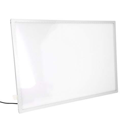 Caja de luz LED Resistente Caja de luz de póster para peluquería Diseño de decoración para barberos Eficiente para Uso Profesional