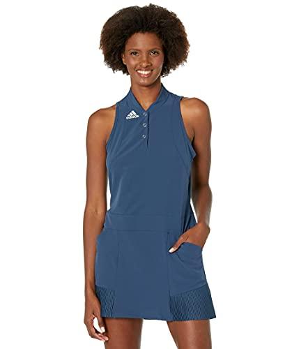 adidas Golf Women's Standard Dress, Crew Navy, L