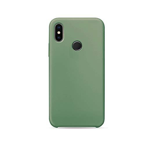 Funda Xiaomi Mi 8 SE Xiaomi Mi 8 Teléfono Móvil Silicona Bumper Case y Flexible Resistente Ultra Slim Anti-Rasguño Protectora Caso para Xiaomi Mi 8 (5, Xiaomi Mi 8)