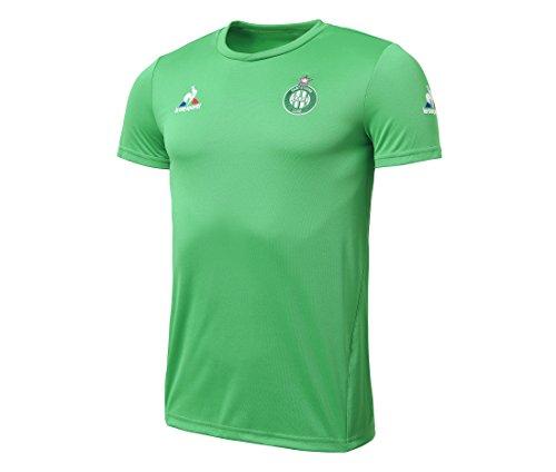 2015-2016 St Etienne Training Shirt (Green)