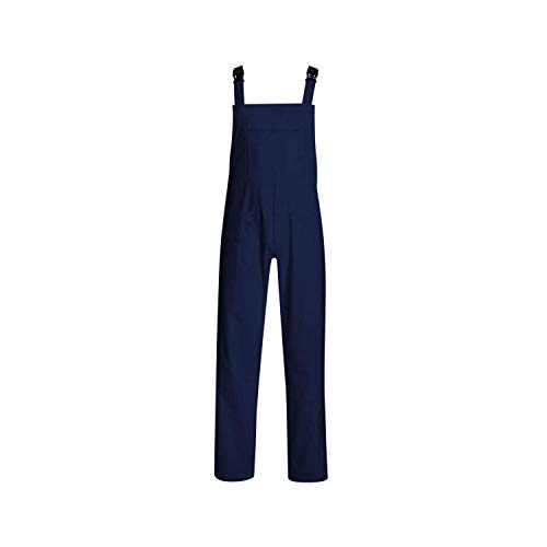 WORK AND STYLE - Salopette – Classico Blu Navy, 60