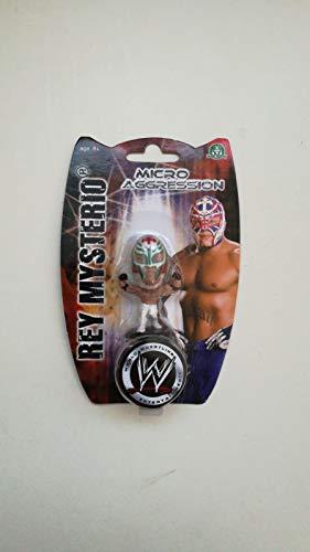 Giochi Preziosi Micro Aggression Big Show Figure Wrestling WWE Rey Mistero