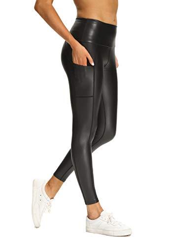 Leggings De Cuero Mujer  marca V VOCNI