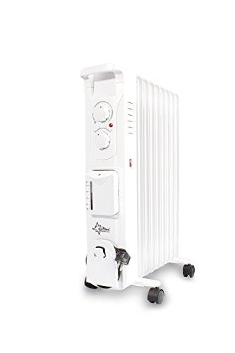 Suntec Wellness Heat Safe 2000 humid Radiador, Blanco