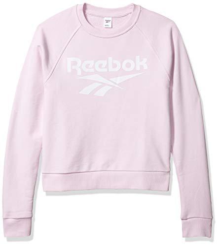 Reebok Classic Vector Crewneck, Pixel Pink, Medium