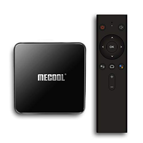 MECOOL KM3 TV Box Android 9.0 Quad Core 4GB+64GB WiFi HDMI SD Card 4K Ultra HD