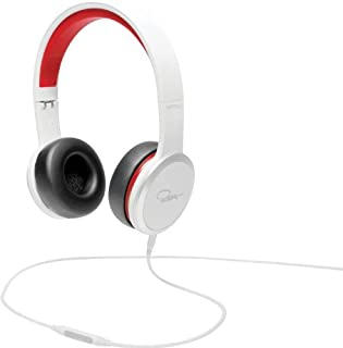 WeSC Chambers by RZA ヘッドホン Street Headphone White and Red 『並行輸入品』
