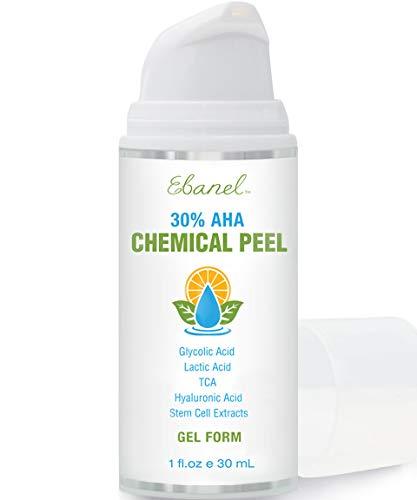 Ebaneltm Natural AHA Peel-off gel